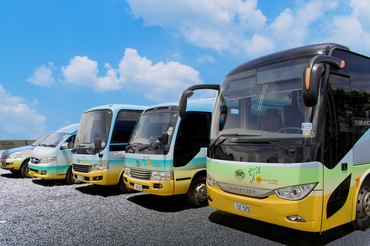 Go Local Fiji Buses